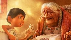 4 Pixar Movies That Can Start a Conversation About Mental Health
