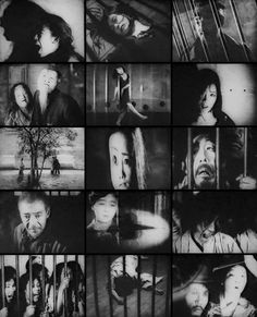 A Page of Madness (Kurutta Ippeji), directed by Teinosuke Kinugasa, 1926