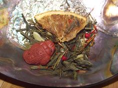 My Thoughts Are Like Butterflies, Tea Reviews and Geekery. : Trader Leaf: Winter Pine, A Tea Review