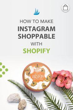 Marketing on Shopify - Shopify Instagram Feed, Instagram Tips, Instagram Marketing Tips, Business Pages, Business Quotes, Business Ideas, Facebook Business, Online Business, Drop Shipping Business
