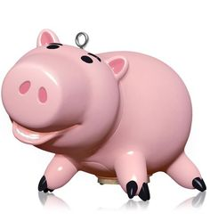 2014 Bank On Hamm Toy Story Hallmark Ornament - Hooked on Hallmark Ornaments