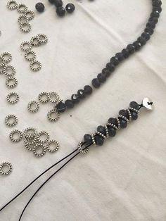 # Jewelery # jewelery making # jewelery # jewelery making, - DIY Schmuck Ideen Wire Jewelry, Jewelry Crafts, Beaded Jewelry, Jewelry Bracelets, Beaded Necklace, Jewlery, Chain Bracelets, Diy Beaded Bracelets, Jewelry Findings