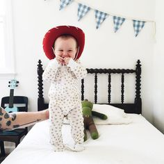 We love this quirky pic from @oldjoy and hope your weekend was just as fun! #burtsbeesbaby #fanphoto #babyfashion