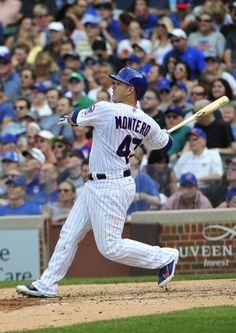 Miguel Montero, Chicago Cubs
