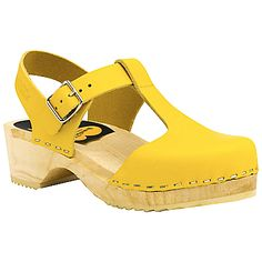 Hasbeens T-Strap Shoes, sadly only childrens sizes up to euro 34 :-(