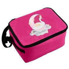 Personalised Lunch Bag -  Swan Lake
