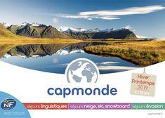 Brochure Ski, Adolescents, Snowboard, Mountains, Nature, Travel, Learn German, Ireland, Australia