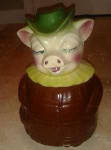 Shawnee Cookie Jar