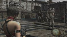Get Resident Evil 4 for Nintendo Switch™ at a bargain price! Resident Evil Franchise, 7 Days To Die, Conan Exiles, The Long Dark, Leon S Kennedy, Third Person Shooter, The Evil Within, Fictional World, Zombies