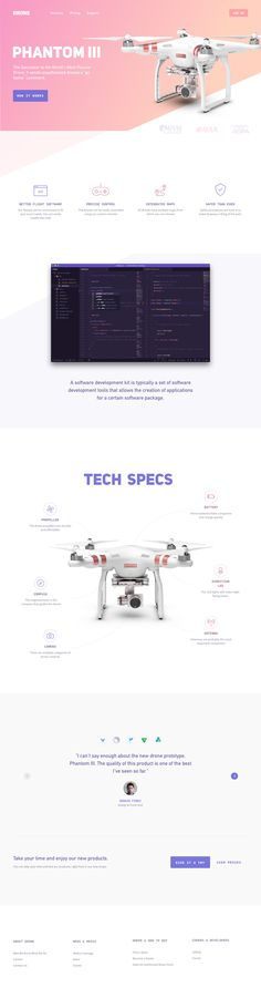 Drone template full