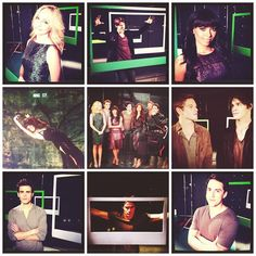 Behind The Scenes of a Season 5 Promotional Shoot!!