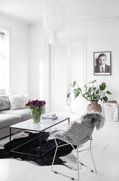Only Deco Love: Inspiring Homes : White heaven by Kristin Sundberg