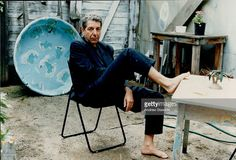 Photo d'actualité : Leonard Cohen