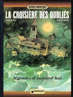 La croisiere des oublies (1975) by Enki Bilal