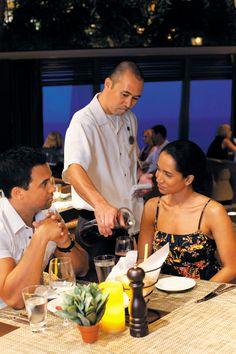 Enjoy Italian cuisine in La Cucina