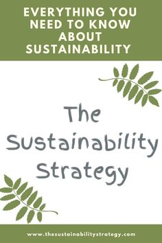 THE SUSTAINABILITY STRATEGY  Helping you understand sustainable development at home, and in work. Focus on the ethical, social, environmental, and economic aspects of business to create value for all stakeholders. The Sustainability Strategy wishes for you to be inspired. Place value on the environment, local business and equal opportunity for all. Environmental Management System, Equal Opportunity, Wishes For You, Place Values, Sustainable Development, Need To Know, Sustainability, How To Find Out, Things To Come