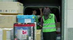 »Zeit ist alles« Imagefilm der GO! Express & Logistics; Agentur: UMPR