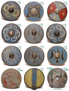 Shield details