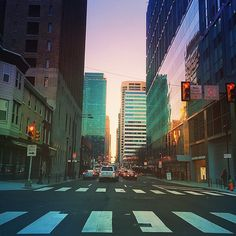 The mean streets of Philly #philadelphia #philly #pa #travel #city #traffic #teztrends