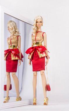 Nigel Chia - DeMuse Doll - Aiyana