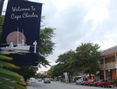 Discover Cape Charles on Virginia's Eastern Shore. We love this place!