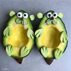 Food Artist Creates Beautifully Realistic Characters That Are Just Too Cute To Eat - Creative Food Cute Food, Good Food, Kreative Snacks, Disney Inspired Food, Disney Food, Food Art For Kids, Kids Food Crafts, Creative Food Art, Food Artists