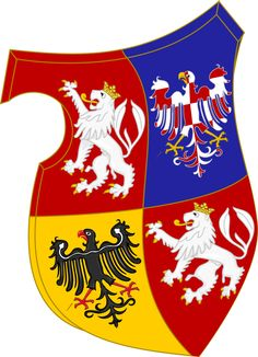 Czech coat of arms experiment by SoaringAven