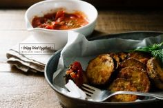 Saveur #1 blog for 2014 crispy eggplant recipe - www.iamafoodblog.com