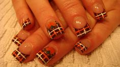 thanksgiving nail art - Bing Images check out www.MyNailPolishObsession.com for more nail art ideas.