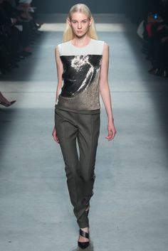 NARCISO RODRIGUEZ 2014-15 A/W