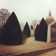 The Musée Rodin in Paris, France Paris Travel, France Travel, Travel Europe, The Places Youll Go, Places To See, Tuileries Paris, Rodin Museum, Musée Rodin, My Little Paris
