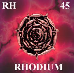 Colloidal Rhodium