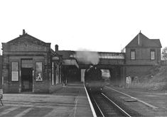 old hucknall photos Steam Railway, Derbyshire, Train Tracks, Nottingham, Locomotive, Old Photos, Street View, Trains, Google Search