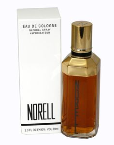 Norell Perfume by Norell For Women. Original fragrance now discontinued. The new one is awful. This has been my favorite perfume since the 70's.