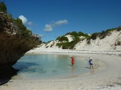 Sandy Cape Campsite - Jurien Bay
