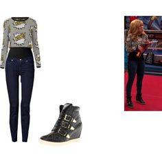 sam puckett jennette mccurdy inspired outfit for season
