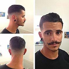ROCKIN ROCKABILLY HAIRSTYLES FOR MEN