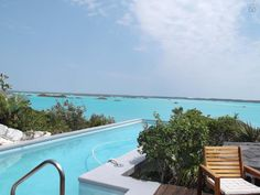 Check out this awesome listing on Airbnb: Chalk Sound Villa, Incredible Views in Providenciales and West Caicos