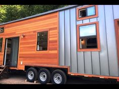Lovely Tiny House With Brown & Grey - http://designmydreamhome.com/lovely-tiny-house-with-brown-grey/ - %announce% - %authorname%
