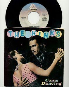 THE KINKS- COME DANCING- 45 RPM SINGLE  http://www.ebay.com/itm/THE-KINKS-COME-DANCING-NOISE-USED-7-45-RPM-SINGLE-1983-ARISTA-AS1-9016-/201846923763  #thekinks #eightiesbaby #45rpm #vinyloftheday #vinyldays. #vinyljunkie #recordcollector #musicheals #ilove music #ilovevinyl #turntable #sleeves