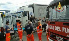 Autista marchigiano muore per incidente sull'autostrada a Modena