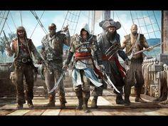 Assassin's Creed IV : Black Flag (2013) - Film Complet en Français - YouTube