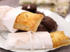 Homeade Hot Pockets and Mallowmars from Anne Thornton on the Nate Burkus show.