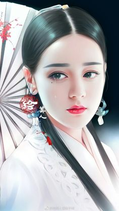 You changed, I don't know you anymore, I don't cry because of you, but for the lose of who you were. Beautiful Chinese Girl, Beautiful Girl Image, Chinese Painting, Chinese Art, Japanese Drawings, Art Asiatique, China Girl, Fantasy Girl, Anime Art Girl
