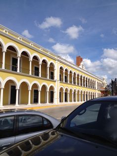 Library in Campeche