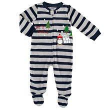 Babies R Us Boys' Zip Front Sleep 'N' Play
