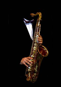 """""""Don't play the saxophone, let the saxophone play you.""""  \  Charlie Parker, Parker, Charlie E-Flat Alto Saxaphone \"""