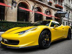Ferrari 458 Vorsteiner #Car Flash