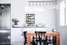 Myytävät asunnot, Silkkikuja, Helsinki #oikotieasunnot Decor, Furniture, Room, Interior Decorating, Interior, Dining, Home Decor, Kitchen, Dining Room