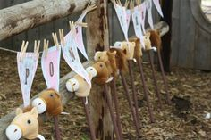 Vintage Cowgirl Birthday Party - Kara's Party Ideas - The Place for All Things Party